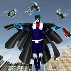 重力人超级英雄疯狂城市ios版 V1.0