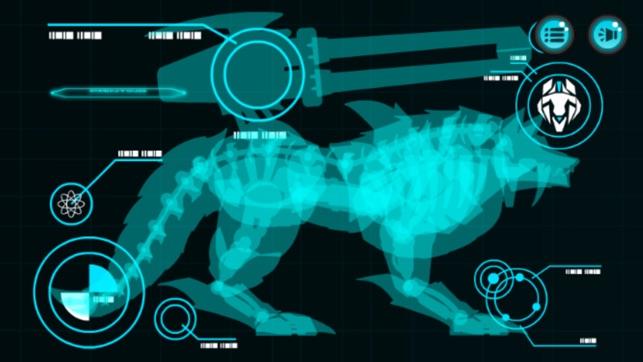 机甲狼的星球战争ios版 V1.0