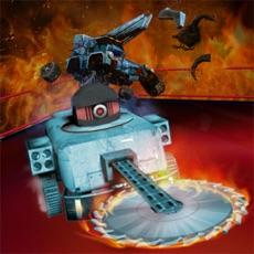 机器人车战摔跤ios版 V1.0