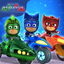 PJ Masks:赛车英雄